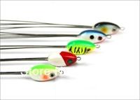 Приманка для рыбалки Sunshine , 22 /13g ,  100pcs/lot. AR-50068
