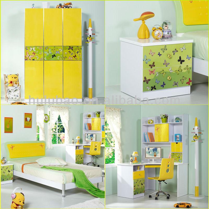 E1 MDF Children Furniture Item NO.B905A Kids furniture design