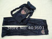Женская кофта для спортивной ходьбы PINK Women's Tracksuits, Women's Suits, Women's Trak Suit Size:S-XL IKL07