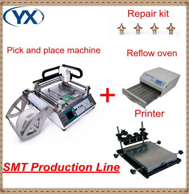 HOT-Selling TM220A SMT Pick and Place Machine