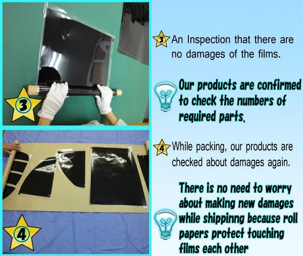 SC7020 -- security protective plastic-film