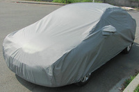 Чехол silver color cover for Sedan-S size universal suit car like kia k2, Ford Fiesta, Dustproof Anti-scratch CC006