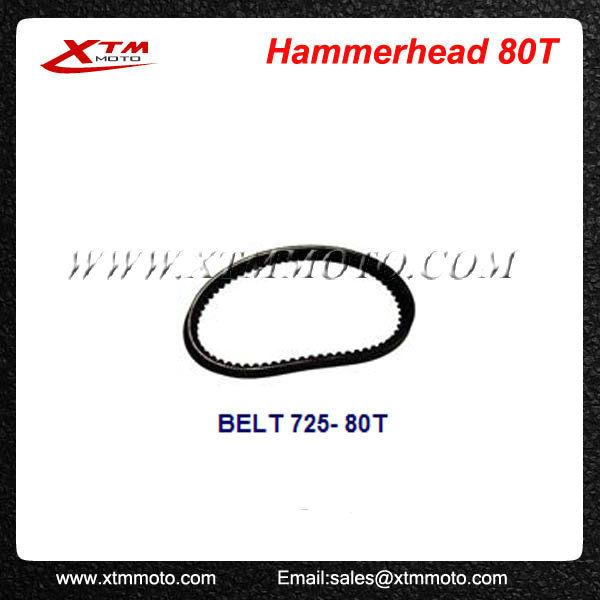 Hammerhead 80T BELT 725
