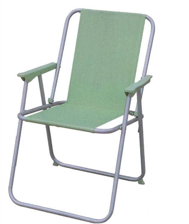 Plegable que acampa sillas de playa silla de tijera - Silla camping plegable ...