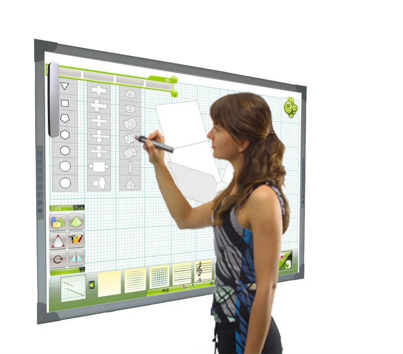 Portable Smart Board Turn Any Ordinary Board Wall Lcd