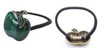 Аксессуар для волос Fashion Hair Accessaries Metal Hair Beads Antique Apply Elastic Ties Ponytail Holder SF007
