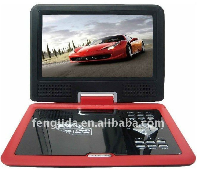 portable dvd player with digital tv tuner rechargeable battery pack for portable dvd player