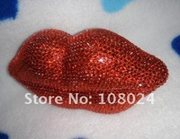 Голосовой телефон Newest Diamond Phone /Lips telephone /Rhinestone phone