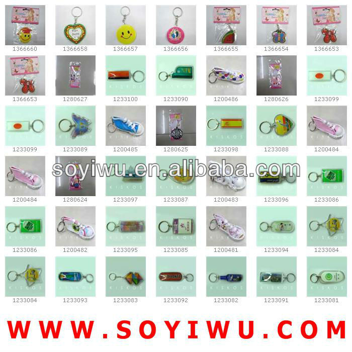 PLASTIC CHICKEN WING wholesaler from Yiwu Market for KEY CHAINS