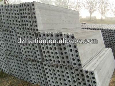 concrete panel making machine