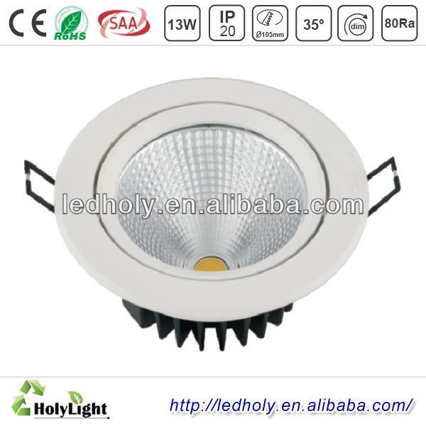 Hot selling led cob concealed light for false ceiling for - Concealed led ceiling lights ...