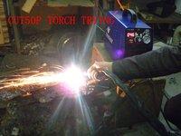 Запчасти для упаковочного оборудования PT-31 LG-40 plasma cutter cutting torch with 2 pins 30A/40A 4 M 12 Feet