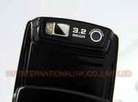 Оригинальный u700 мобильный телефон 2g gsm разблокирована bluetooh mp3 mp4 плеер черный сотовый & подарок