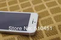 Мобильный телефон 5S Gold Black White MTK6572 Dual Core Android 4.2 3G WIFI 4.0 inch Single SIM Card Smart phone