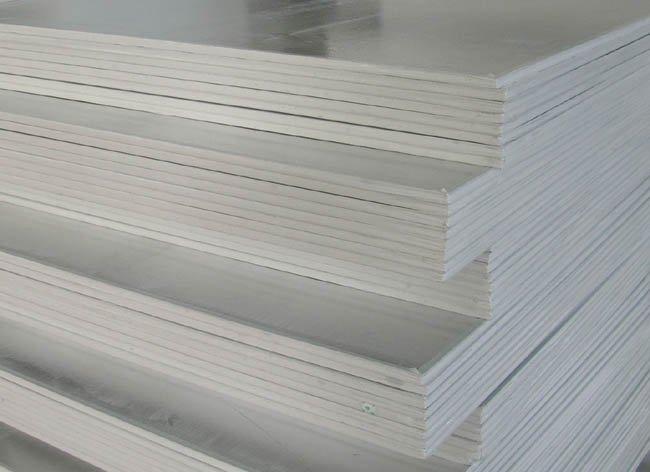 Pvc plaques de pl tre de pour isolation de la maison for Plafond en pvc blanc