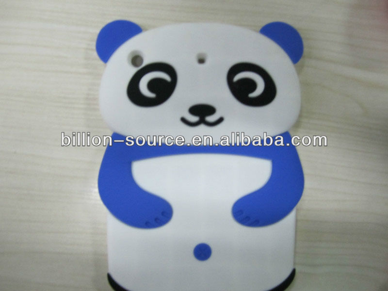 2013 factory wholesale silicone for ipad mini case