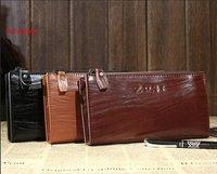 Клатч genuine leather wallet