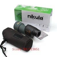 nikula8x60 телескоп с водонепроницаемым полностью мульти покрытием для наблюдения за птицами