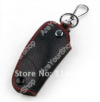 Remote genuine leather bags Key Cover Case Holder  7 Series E60 E65 E66 E92 E90
