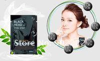 Очищающее средство для лица New arrivel mineral deep pore cleanser/comedo strips/ black head remover for nose 10pcs/lot