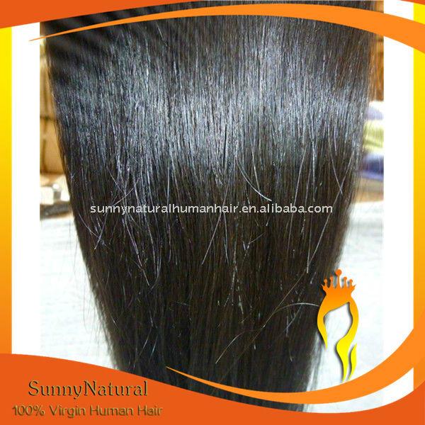 Silky straight Brazilian Hair