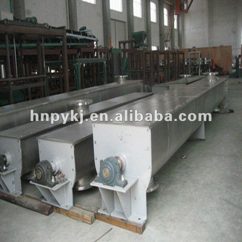 CE-certified Enclosed Powder Flexible Screw Conveyor