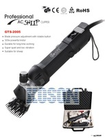 Промышленная машина GTS 300W Electric Sheep Goats Shearing Clipper Shears