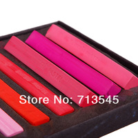 36 Colors Painting Fast Non-toxic Temporary Pastel DIY Hair Extension Dye Chalk #25022