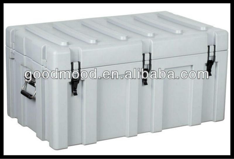 Molded Plastic Storage Box