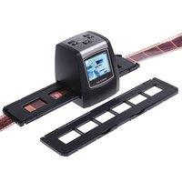 """Top Selling!LCD Digital Slide Negative Photo 5MP Digital Film Scanner Converter 2.36"""" TFT"""