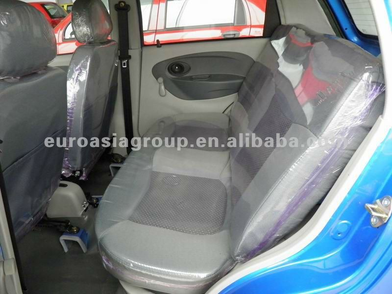 4 doors Smart Electric Car (EEC)