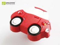 Ручка дверная UNILOCKS 10Pcs/Lot Baby Red Car