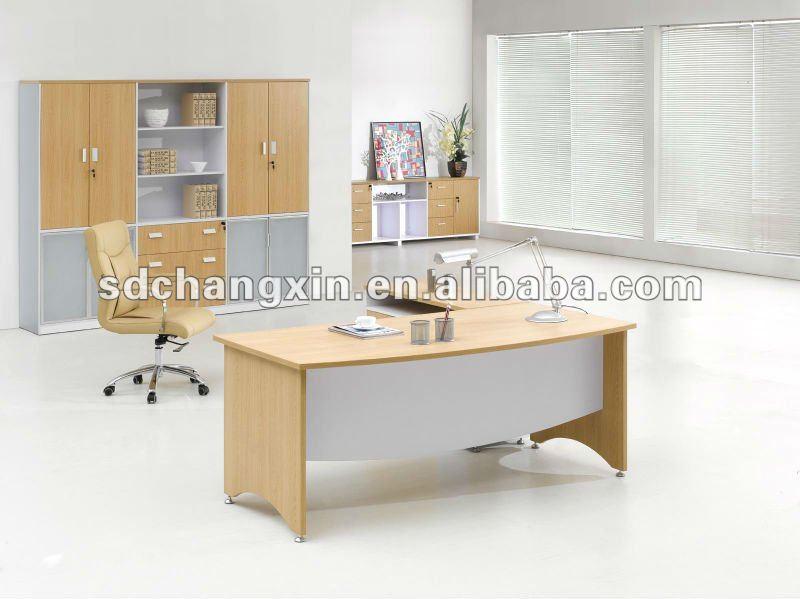 Escritorio de oficina/moedern escritorio ejecutivo/moderna mesa de ...