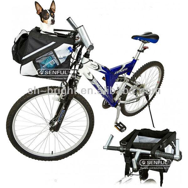 Foldable Bike Travel Bag Carrier Dog