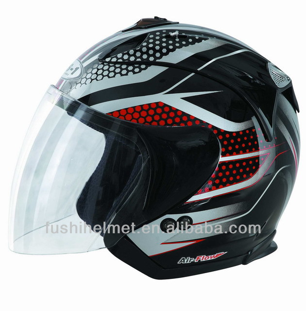 Best Gift ABS open face motorcycle helmet for men 802