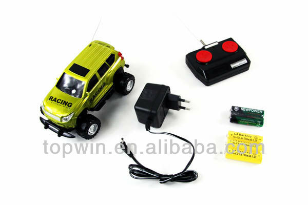 4ch off-road car REC333-4T31 ride on kids car remote control