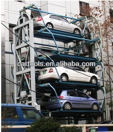 Auto garage car rotating platform parking system, View ...