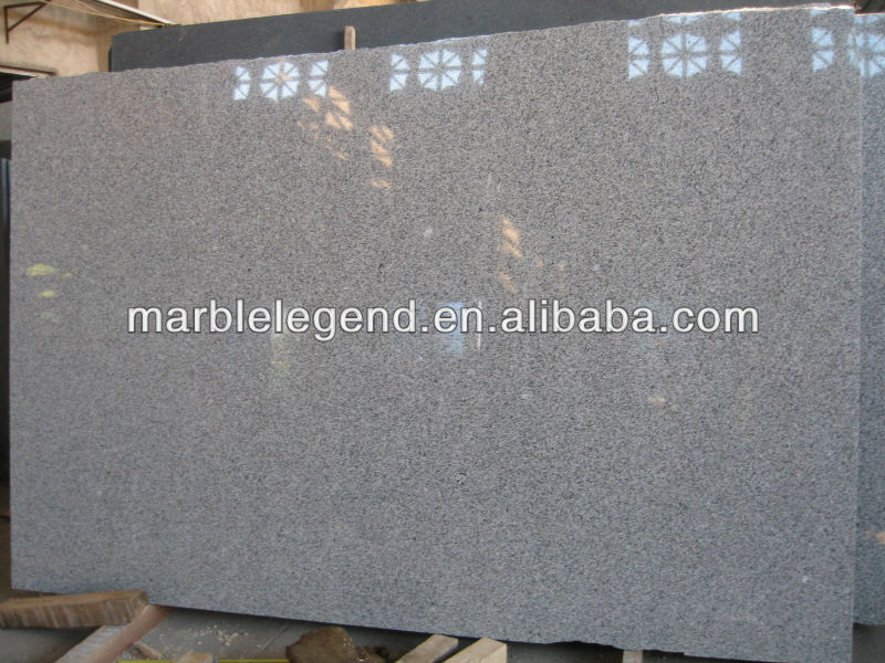 Factory Sale polished black grey white granite