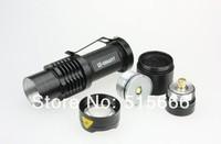 Светодиодный фонарик Mylight ! SQ68 CREE xm/l Q5 250LM Zoomable LED 1 * 14500/AA