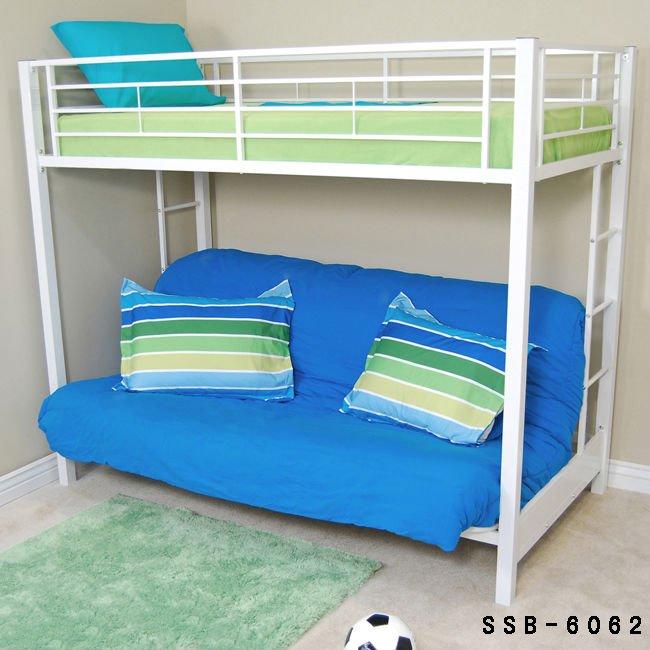 Metal Futon Sofa Bunk Beds Buy Metal Futon Bunk Beds