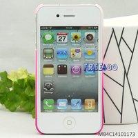 Чехол для для мобильных телефонов Unique Gradient Rainbow Hard Back cover case for Apple iPhone 4 & 4s