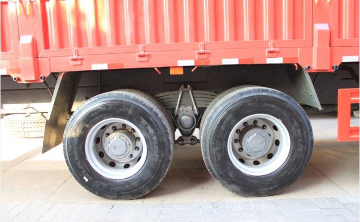 Sinotruck HOWO,16.9ton 336hp 8X4 Van Cargo Truck(ZZ5317CLXN4667C)