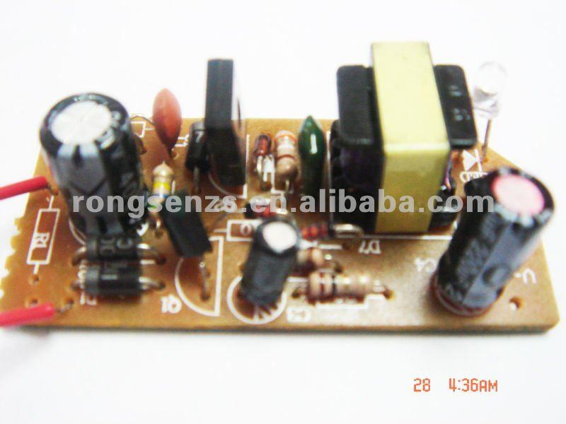 Зарядное устройство печатной