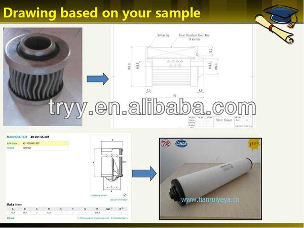 drawings for samples