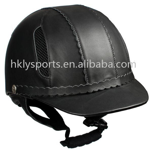 New Upgrade Men or Women Adjustable Equestrian Riding Horse Racing Helmet or Equestrian Helmets LY29