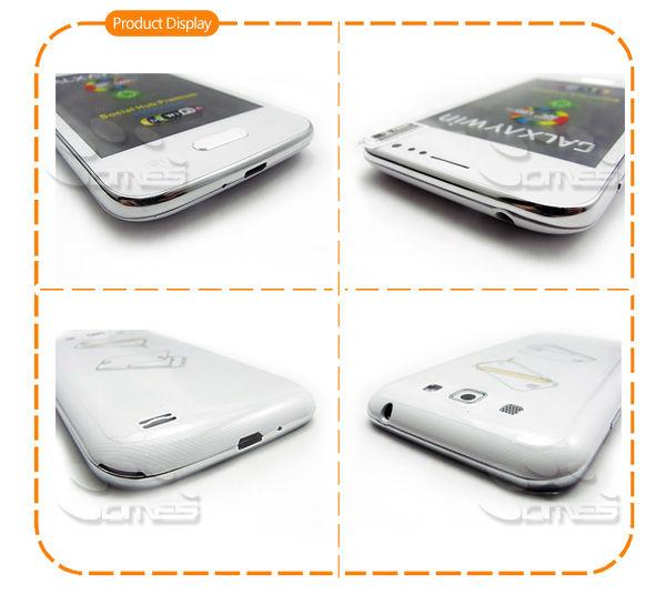 china Android sc6820 4'' HD display no brand smart phone