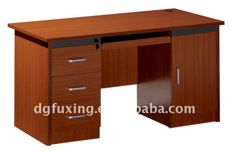 De madera escritorio de la computadora fho1403 modelos - Modelos de escritorios de madera ...