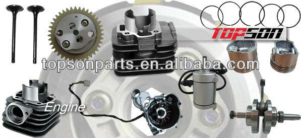 CG Motorcycle Motor