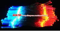 1шт голубой/белый/rgb 220v 10m-100leds оптический fibercolorful веревки света Рождество/Хэллоуин/сад/партии Свадебные украшения