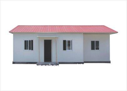 prefabricated steel villa